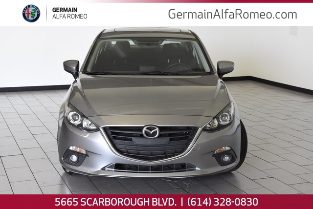 Pre-Owned 2015 Mazda3 i Touring
