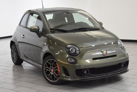 New 2018 FIAT 500 Abarth